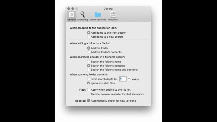 MassReplaceIt for Mac - review, screenshots