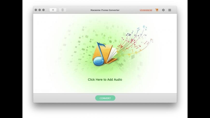 Macsome iTunes Converter for Mac - review, screenshots