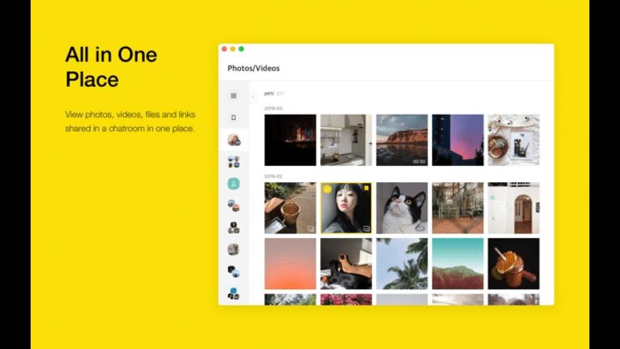 KakaoTalk for Mac - review, screenshots
