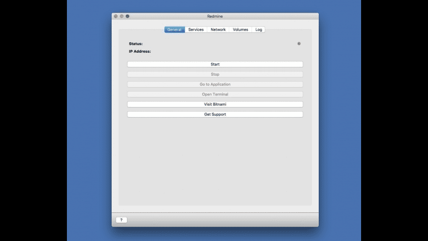 BitNami Redmine for Mac - review, screenshots