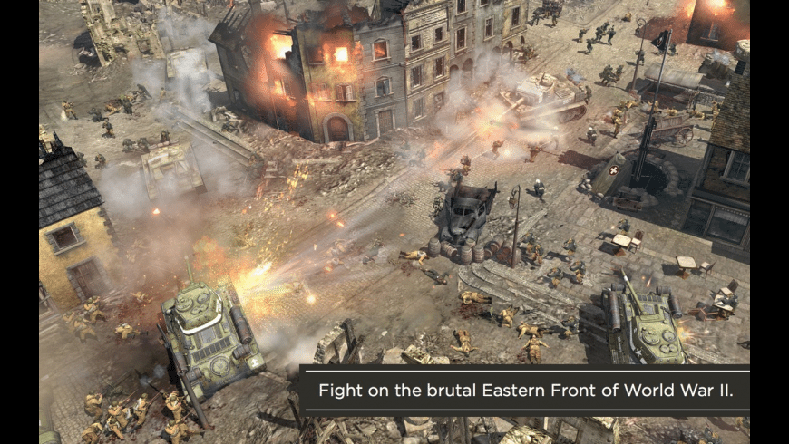Company of Heroes 2 Master Collection for Mac - review, screenshots