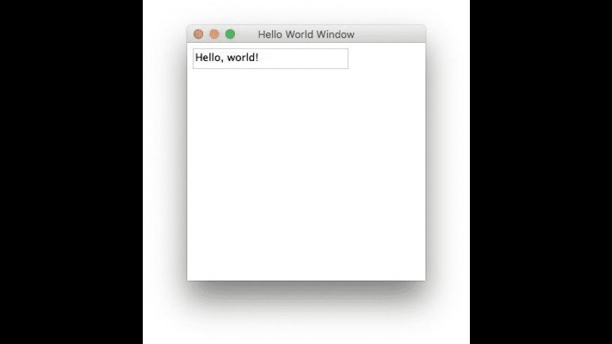 FutureBASIC for Mac - review, screenshots