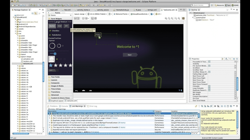 Android Studio for Mac - review, screenshots