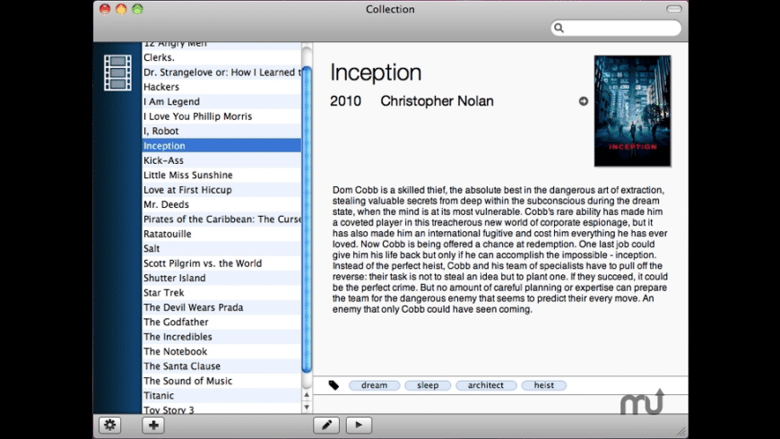 Collection for Mac - review, screenshots