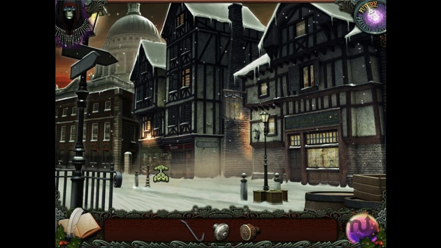 Twisted: A Haunted Carol for Mac - review, screenshots
