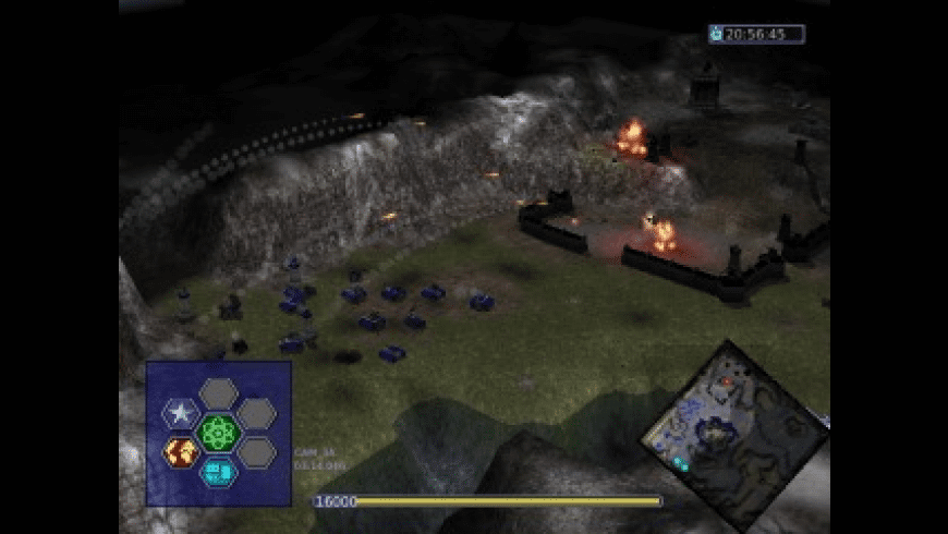 Warzone 2100 for Mac - review, screenshots