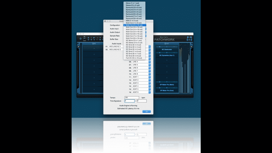 Blue Cat's PatchWork for Mac - review, screenshots