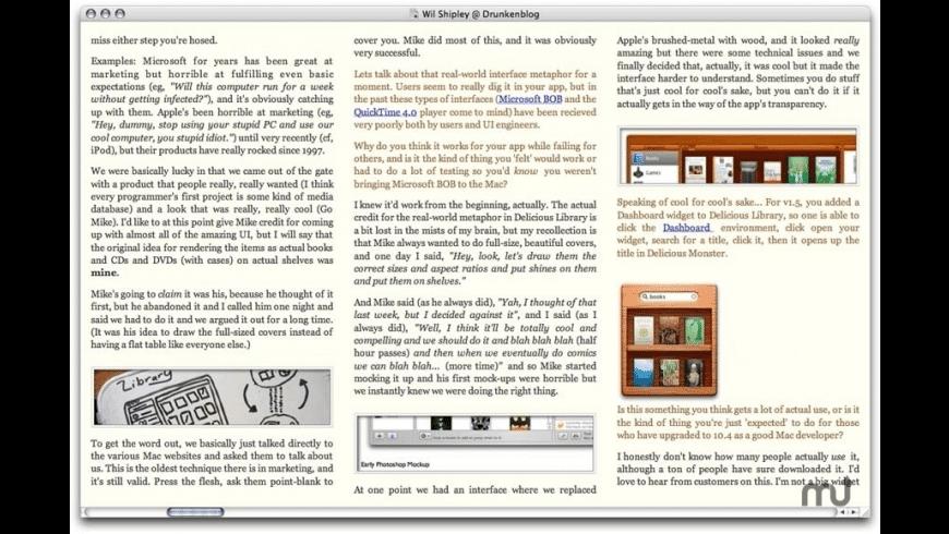 Tofu for Mac - review, screenshots