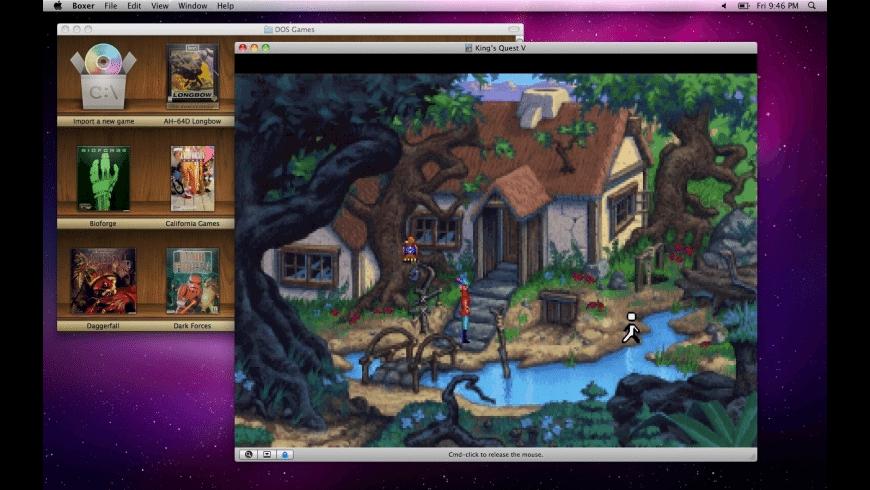 Boxer for Mac - review, screenshots