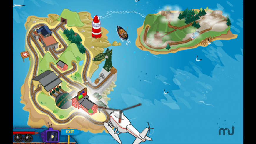 Thomas & Friends Misty Island Rescue for Mac - review, screenshots