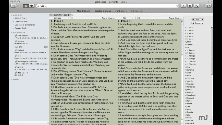 Eloquent for Mac - review, screenshots