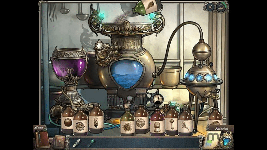 Mystery of Mortlake Mansion for Mac - review, screenshots