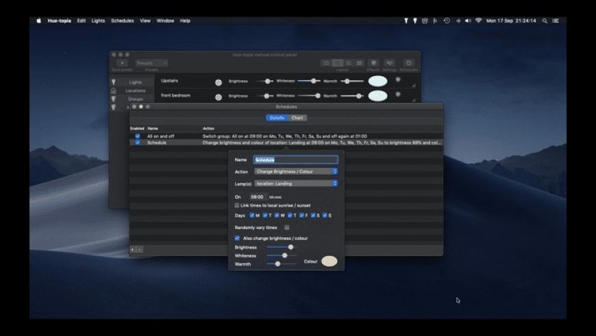 Hue-topia for Mac - review, screenshots