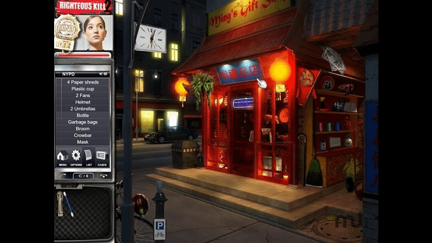 Righteous Kill 2 for Mac - review, screenshots