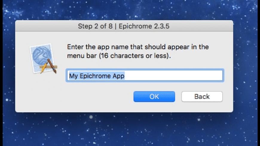 Epichrome for Mac - review, screenshots