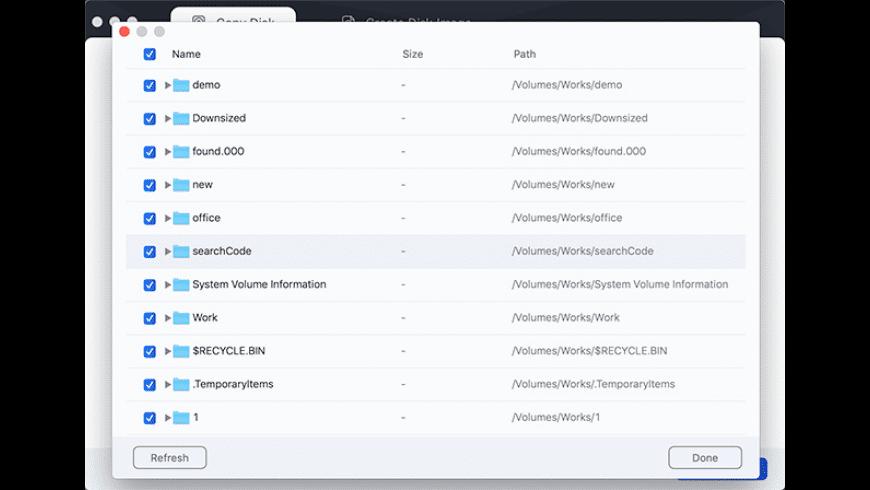 DoYourClone for Mac - review, screenshots