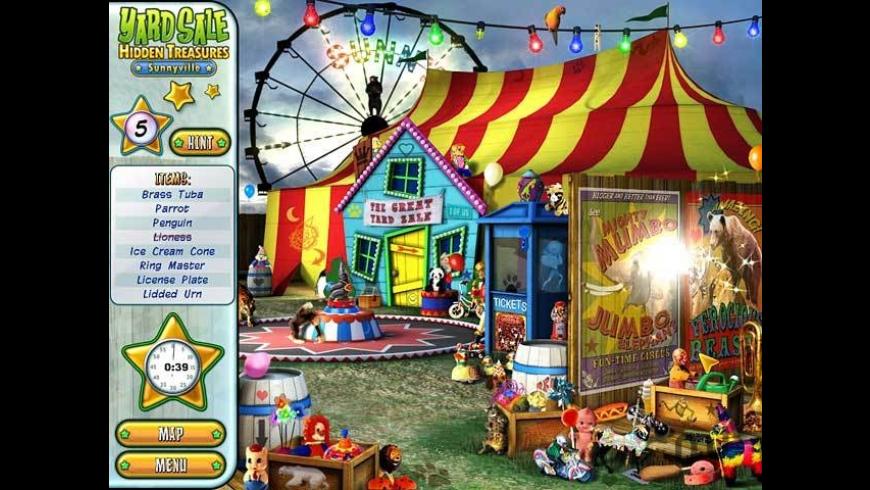 Yard Sale Hidden Treasures: Sunnyville for Mac - review, screenshots