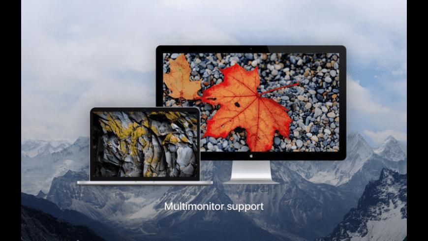 Irvue for Mac - review, screenshots