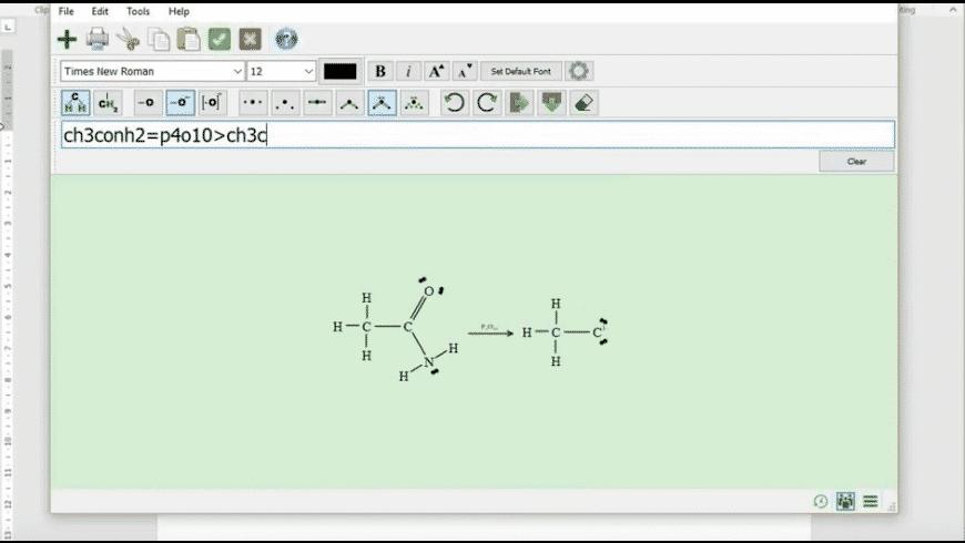 FX Chem for Mac - review, screenshots