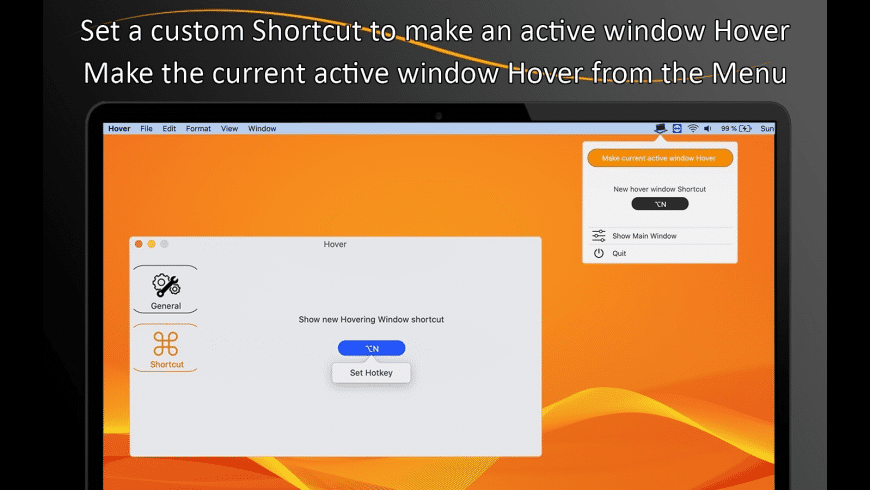 Hover for Mac - review, screenshots