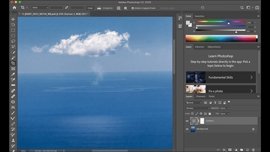 Adobe Photoshop for Mac - review, screenshots
