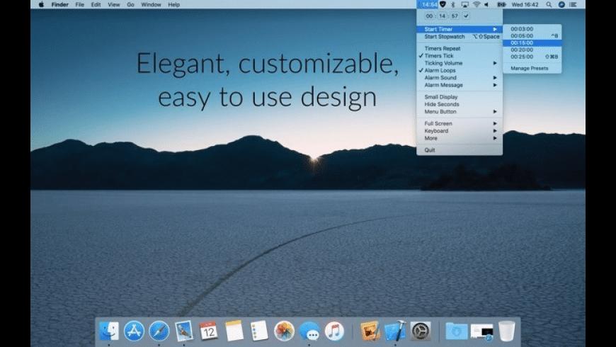 Timey 3 for Mac - review, screenshots
