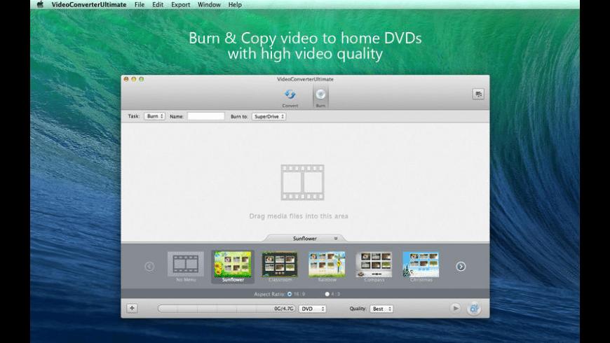 UniConverter for Mac - review, screenshots
