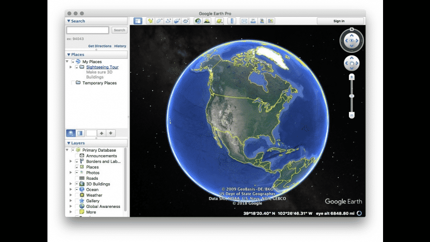 Google Earth Download Free Mac Latest Version
