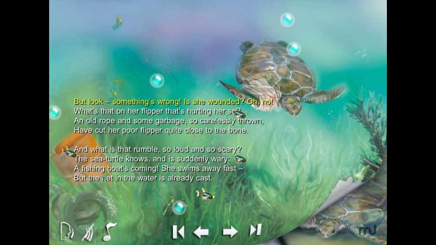 The Green Sea Turtle for Mac - review, screenshots