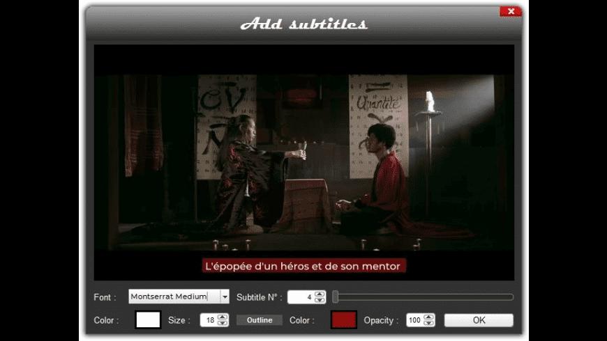 Shutter Encoder for Mac - review, screenshots