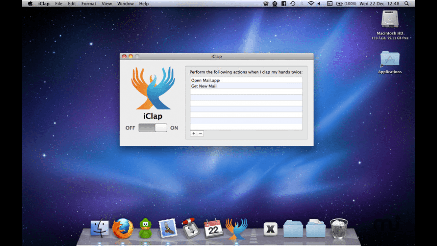 iClap for Mac - review, screenshots
