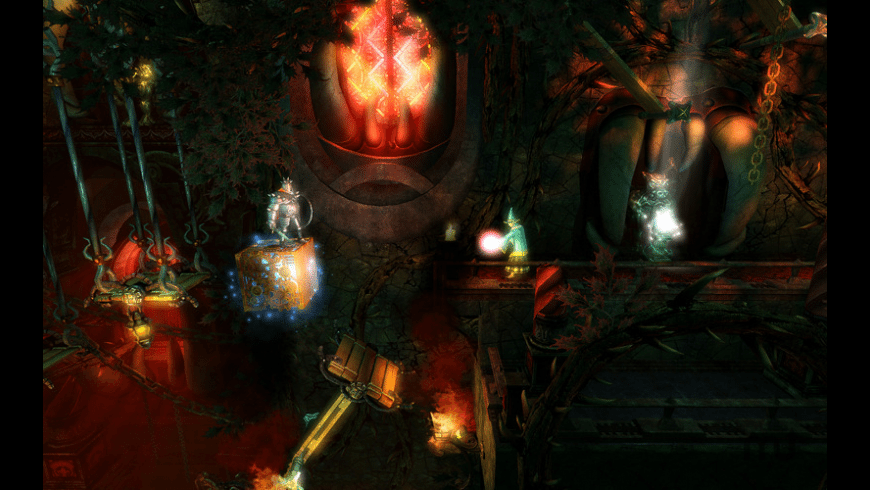 Trine for Mac - review, screenshots