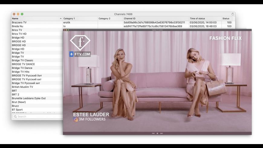 Televisor for Mac - review, screenshots