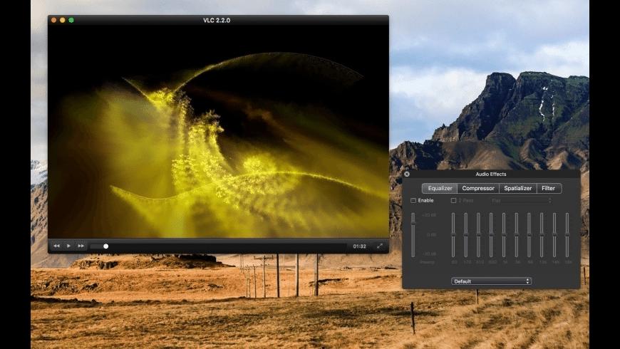 VLC Media Player for Mac - review, screenshots