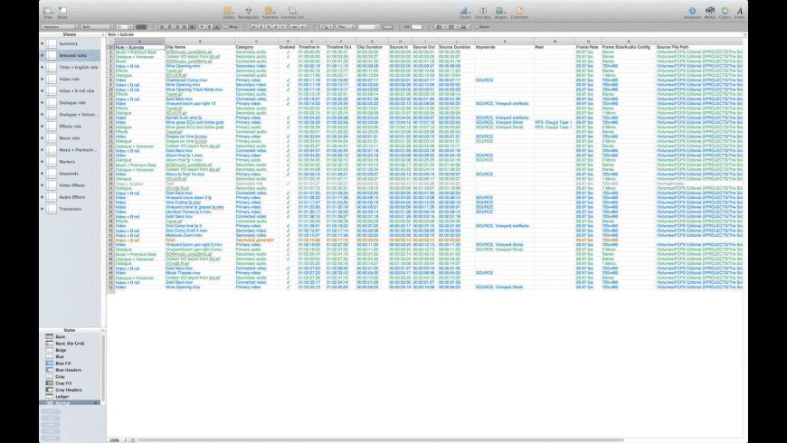 Producer's Best Friend for Mac - review, screenshots
