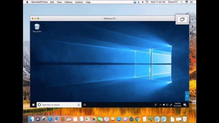 RemotePC for Mac - review, screenshots