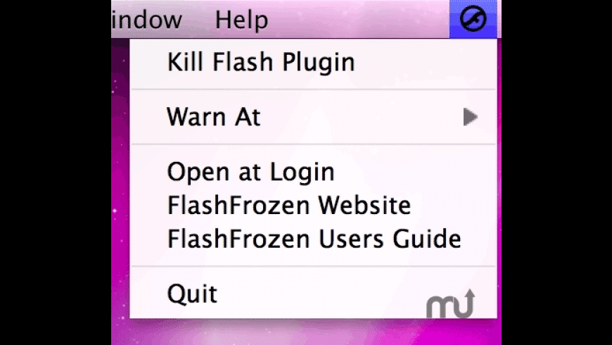 FlashFrozen for Mac - review, screenshots