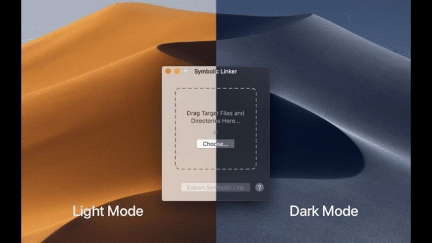 Symbolic Linker for Mac - review, screenshots