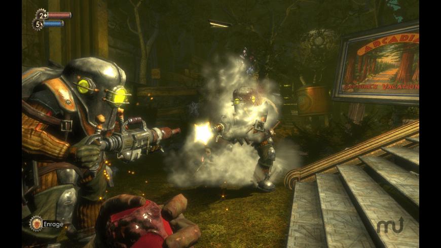 BioShock for Mac - review, screenshots