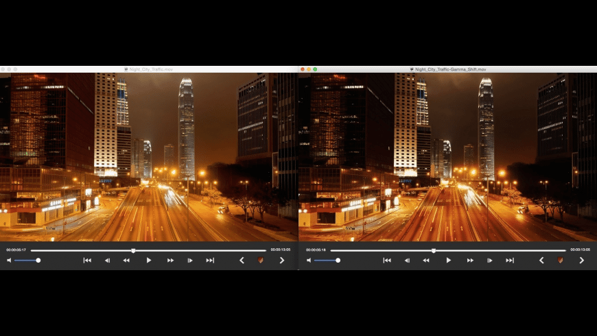 CinePlay for Mac - review, screenshots