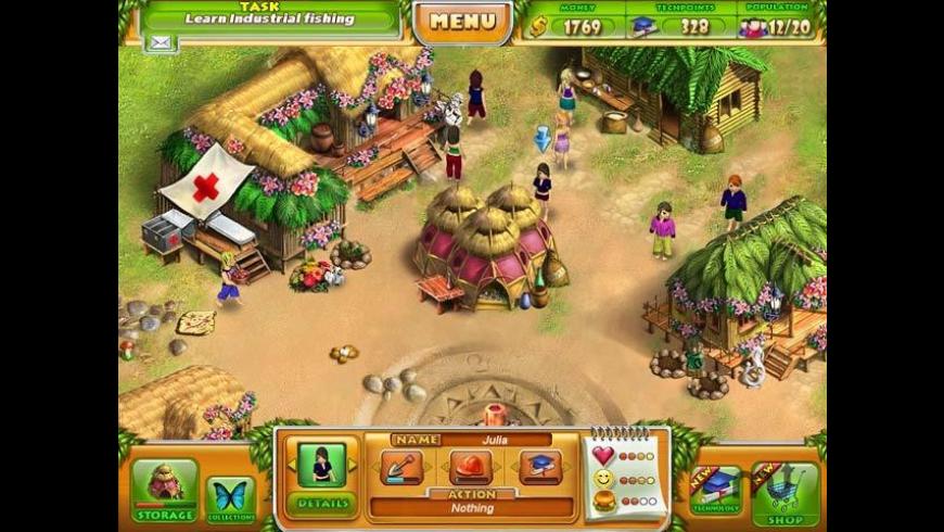 Farm Tribe for Mac - review, screenshots