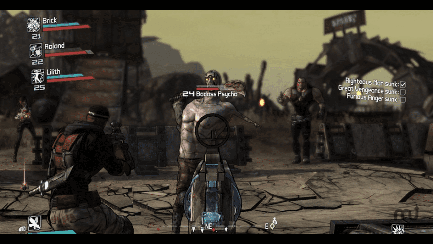 Borderlands Game of the Year for Mac - review, screenshots