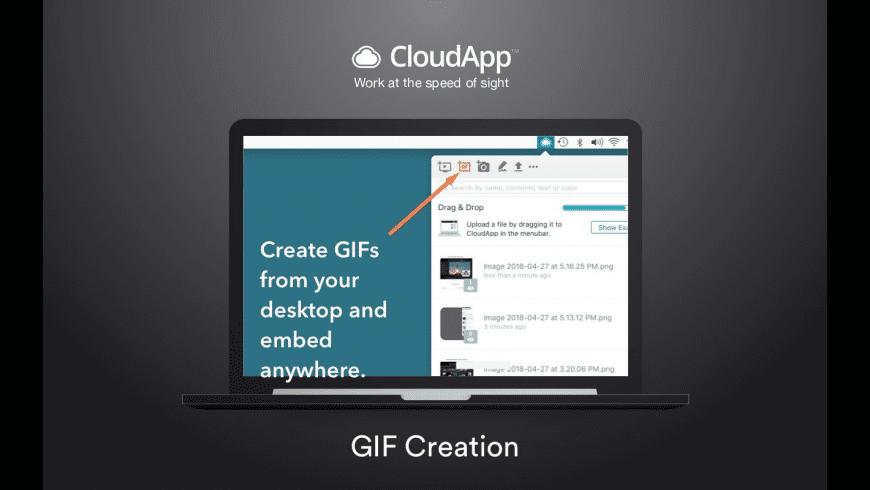 CloudApp for Mac - review, screenshots