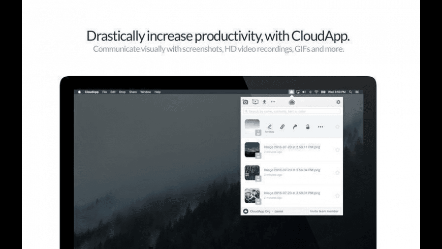 CloudApp (Pro) for Mac - review, screenshots