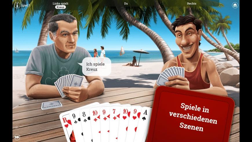 Skat for Mac - review, screenshots