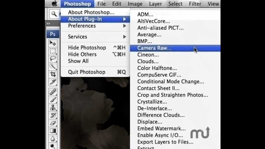 Adobe Camera Raw for Mac - review, screenshots