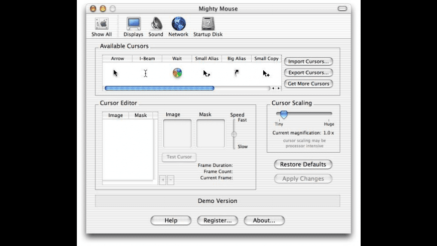 Mighty Mouse for Mac - review, screenshots