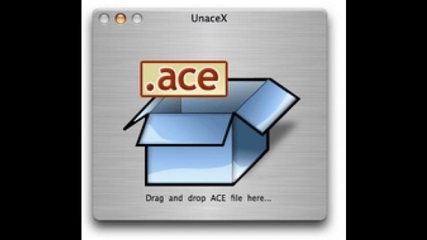 unaceX for Mac - review, screenshots