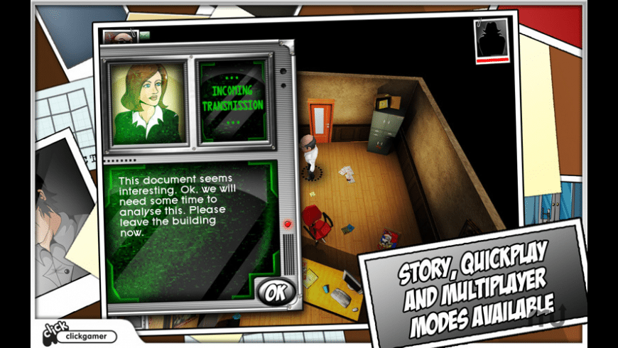 Secret Agents! for Mac - review, screenshots