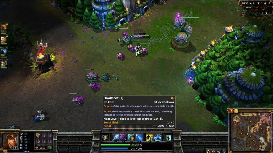 League of Legends for Mac - review, screenshots